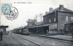 La Gare - Vieux-Condé