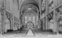 Institution du Sacré-Coeur - La Grande Chapelle 59 Tourcoing