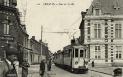 Rue de Condé - Fresnes-sur-Escaut