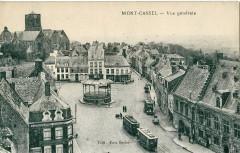 Mont-Cassel - Vue générale - Cassel