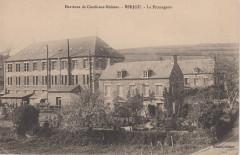 Berjou- La Fromagerie (CP Ruault) - Berjou