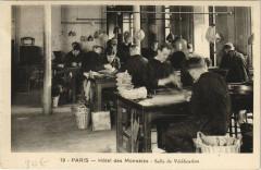 Paris (6e) Hotel des Monnaies 19 Salle de Verification - Paris