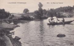 Gour de Tazenat (CP ELD) - Charbonnières-les-Vieilles