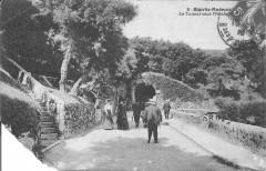 Biarritz-Moderne-Le Tunnel sous l'Atalaye-5 - Biarritz