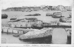 Biarritz-Port des pêcheurs-Ghv 9 - Biarritz