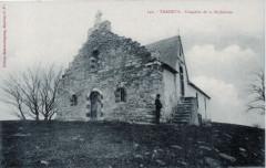 Chapelle de la Madeleine (circa 1920) - Trois-Villes