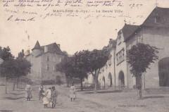 Mauléon - Rue Béla (1910) - Mauléon-Licharre