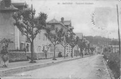 Mauléon-Boulevard Gambetta (1910) - Mauléon-Licharre