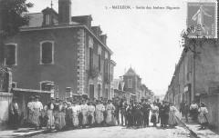 Mauléon-Sortie des Ateliers Béguerie-Arthapignet 3 - Mauléon-Licharre