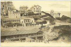 Vieux-Port de Biarritz (1910) - Biarritz