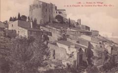 Corbère-d'en-Haut - Village et chapelle - Corbère