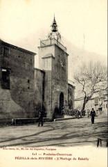 Pézilla-la-Rivière - Horloge Rabailly (CP Brun) - Pézilla-la-Rivière