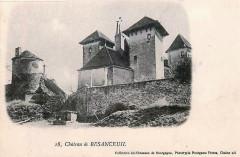 Château de Besanceuil Bonnay (2) - Bonnay