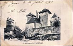 Château de Besanceuil Bonnay (3) - Bonnay