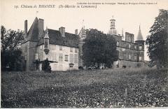 Château de Digoine (Saint-Martin-de-Commune) (1) - Saint-Martin-de-Commune