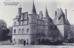 Château de Digoine (Saint-Martin-de-Commune) (2) - Saint-Martin-de-Commune