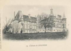 Château de Digoine (Saint-Martin-de-Commune) (4) - Saint-Martin-de-Commune