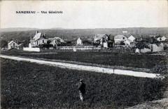1913-samoreau-vue-generale 77 Seine et Marne