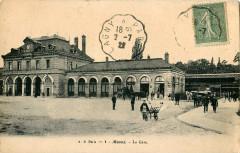 Ad 1 - Meaux - La Gare