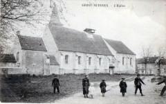 Ancienne église de Grisy-Suisnes 77 Seine et Marne