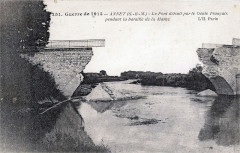 Annet-sur-Marne - Guerre de 1914 77 Seine et Marne