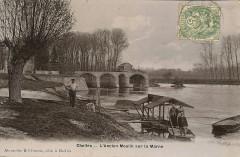 Chelles - l'Ancien Moulin sur la Marne