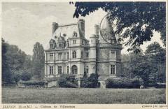 Château de Villemenon, Servon, 77450, Seine-et-Marne, Ile-de-France, France