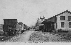 Crécy-en-Brie - La gare 01