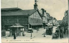 Ll 99 - Fontainebleau - Le Marché - Fontainebleau