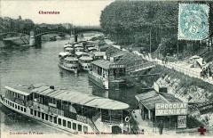 Charenton - Bords de Marne - L'embarcadère