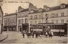 Eld 14 - Villejuif - Place du Moutier
