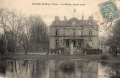 Façade ouest de la mairie, Choisy-le-Roi