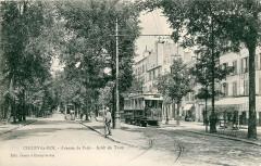 Lerate - Choisy-Le-Roi - Avenue de Paris - Arret du Tram