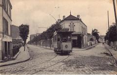 24 - ALFORTVILLE. Les Rues Victor-Hugo et de la Station 94 Alfortville