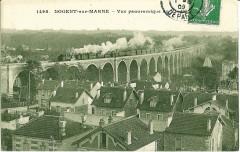 Nogent - Vue panoramique du Viaduc