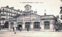 Saint-Mande - La gare