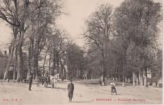 Poitiers - Promenade du Cours (PRP) - Poitiers