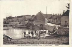 Abreuvoir - Sougères-en-Puisaye - Sougères-en-Puisaye