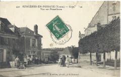 Café du Centre - Sougères-en-Puisaye - Sougères-en-Puisaye