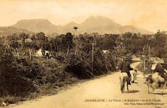 Guadeloupe Volcan de la Soufrière