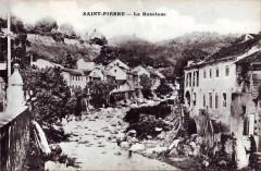 La Roxelane vue du Pont Roche