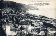Quartier du Mouillage en 1902