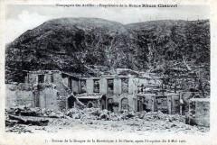 Ruines de la Banque de la Martinique