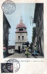 Saint-Pierre, l'église du Fort