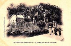 Saint-Pierre, le musée du jardin botanique