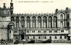 2, Saint Germain En Laye, Le Chateau (NBY 781) - Saint-Germain-en-Laye