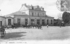 La Gare - Melun