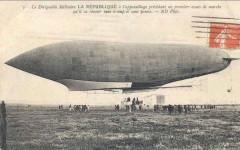 1908 Republique before 1st flight France
