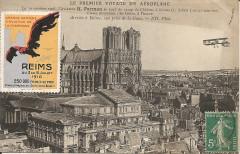Le premier voyage en Aéroplane-Nd 24 - Reims