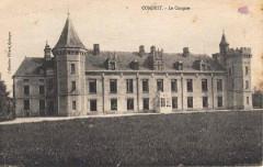 Le château du Cosquer - Combrit